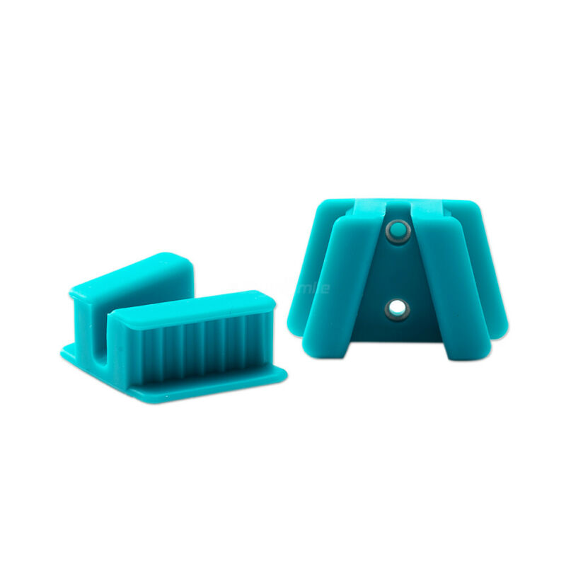 EASYINSMILE 2Pcs Dental Silicone Bite Block Mouth Props For Child Autoclavable