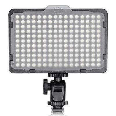 Neewer Photo Studio 176 LED Ultra Bright Dimmable on Camera Video Light