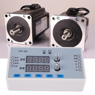 Digital Display Stepper Motor Speed Controller Governor Driver Control Dc 7-30v