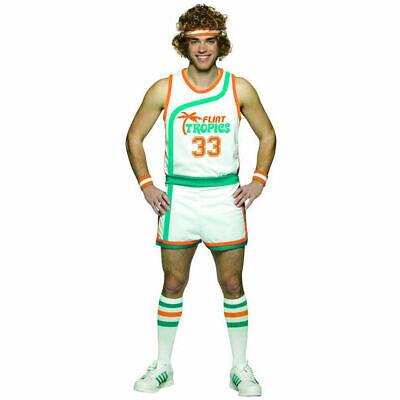 Mens Semi-Pro Flint Tropics Jackie Moon Uniform Costume