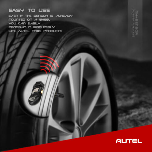 Autel MX-Sensor TPMS Sensor Tire Pressure Monitoring System Tool 433MHz&315MHz
