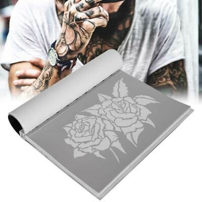 Temporary Tattoo Stencil Reusable Tattoo Airbrush Templates Tattoo Accessory