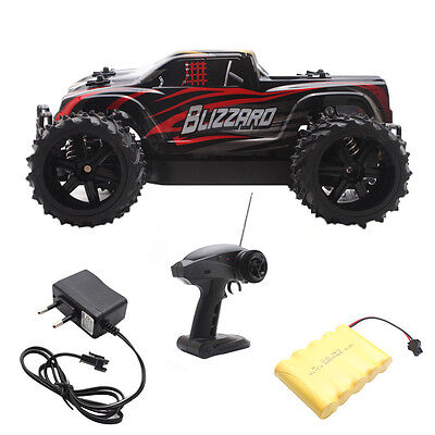 2 4G 1 16 Remote Scale Control Off Road Rc Racing Car High Truck Speed Stunt Suv