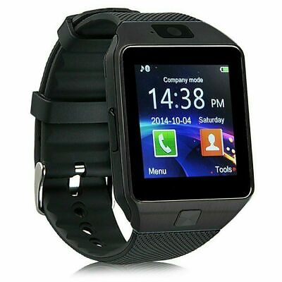 DZ09 Smart Watch Phone Camera Bluetooth iOS & Android Compatible Latest 2020
