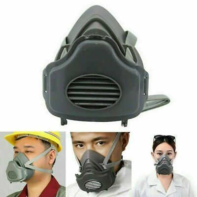 Half Face Protect Painting Spray Facepiece Wfilters Safety Gas Mask Respirator