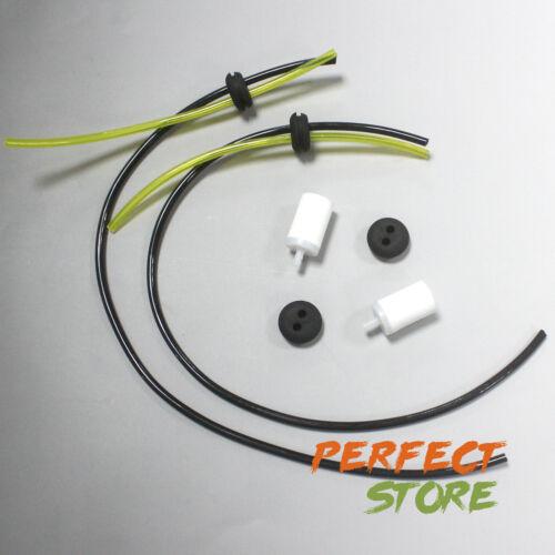 2x Fuel Line & Grommet For RedMax Leaf Blowers # 521344701 579138306 2750-85300