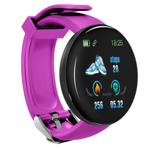 Smart Watch Heart Rate Blood Pressure Monitor Sport Fitness Tracker