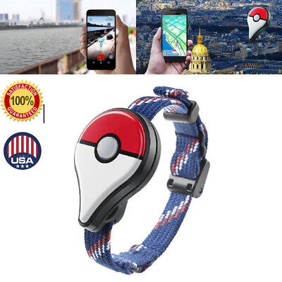Pokemon Nintendo Go Plus Bluetooth Wristband Bracelet Watch Game Accessory US