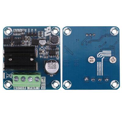 Dc Stepper Motor Driver Module Dual 50a H Bridge Control Board New