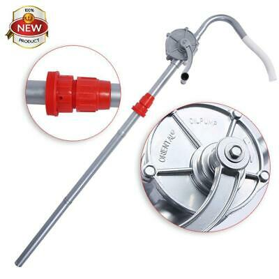 55 Gallon Priming Hand Oil Pump Fuel Barrel Drum Syphon Transfer Tool New