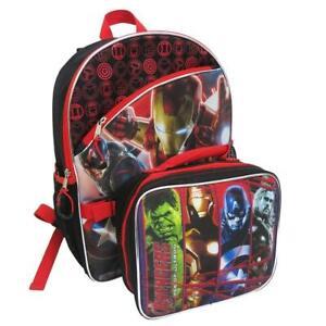 Marvel Avengers Backpack 16