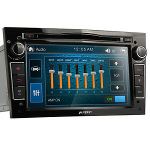 For Opel Vauxhall Antara Vectra Astra DVD Player Car Stereo GPS Bluetooth SAT SD