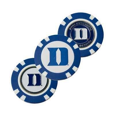 Duke Blue Devils Golf Poker Chip Duke Blue Devils Golf
