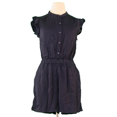 Kate Spade Rompers Black Woman Authentic Used R1240