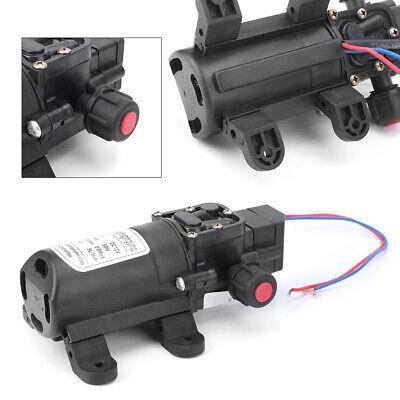 60w Mini Micro Diaphragm High Pressure Water Pump Automatic Switch 5lmin Dc 12v