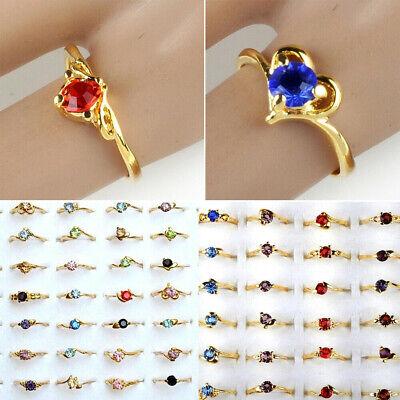 Wholesale Rhinestone Jewelry (50Pcs Wholesale Lots Fashion Jewelry Crystal CZ Rhinestone Silver Plated)