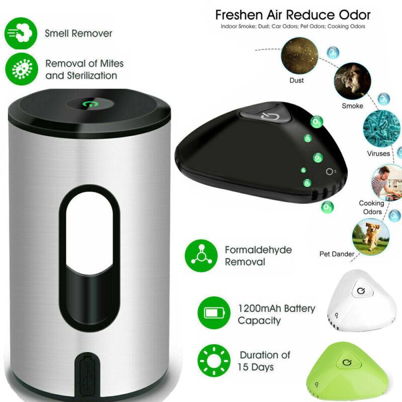 Ozone Generator Air Purifier for Cars, Refrigerator Negative ion Generator