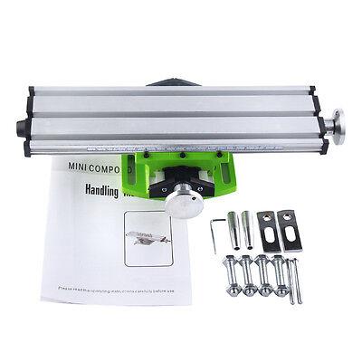 Diy 31090mm Multi-function Milling Machine Mini Lathe With Cross Sliding Table