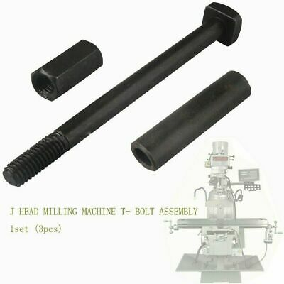 1set Milling Machine Part J Head T- Bolt Assembly M1431 For Bridgeport Mill New