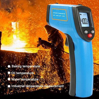 Us Digital Thermometer Infrared Handheld Temperature Gun Non-contact Ir Laser