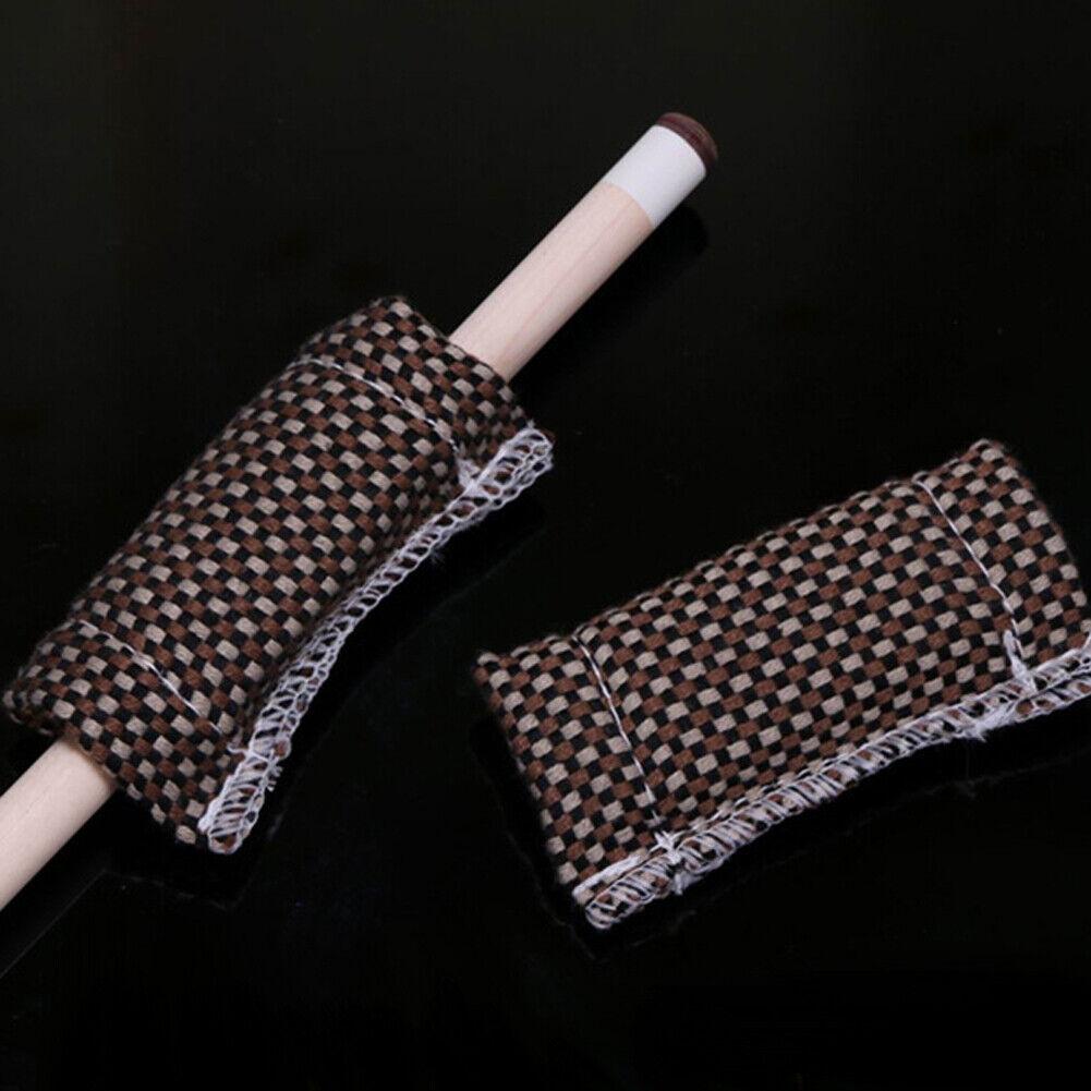 Pool Billiards Accessories Cues Polish Sleeve Cloth Polishin