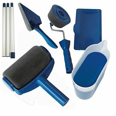 Multi-function DIY Paint Brush Roller Brush Handle Tool Household Corner Brus... for sale  Shipping to India