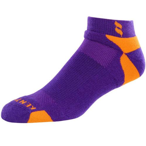Kentwool I1205 - Tour Profile Golf Socks - Purple/Orange - Closeouts