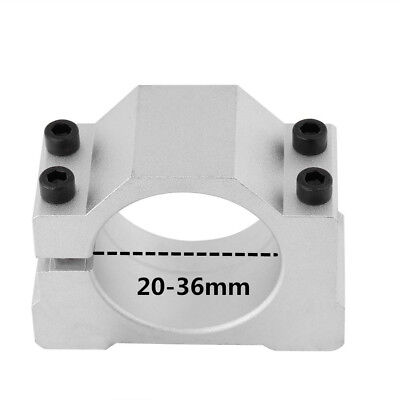20-36mm Diameter Spindle Motor Mount Bracket Clamp
