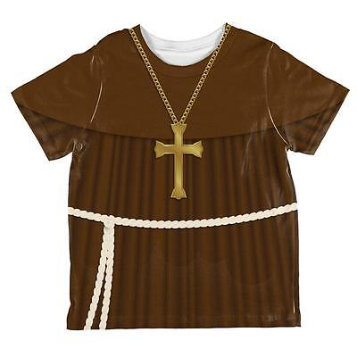 Edwardian Halloween Costume (Halloween Edwardian Monk Costume All Over Toddler T)