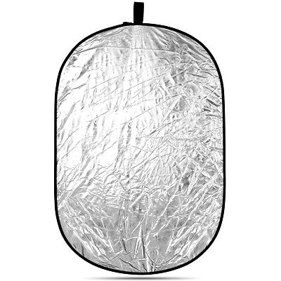 5 in 1 collapsible disc reflector 110cm = 45$ 5 in
