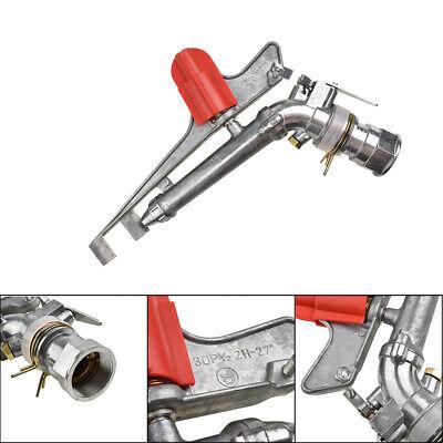Irrigation Spray Gun 2 Sprinkler Large-impact-area 360 Adjustable Water Useful