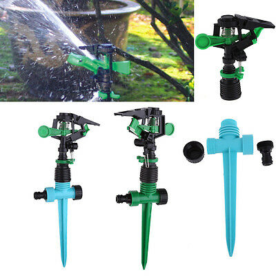 Rotating Plant Lawn Impulse Sprinkler Hose Pipe ...
