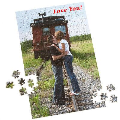 Personalized Photo Puzzle (Custom Personalized Photo Jigsaw Puzzle 252)