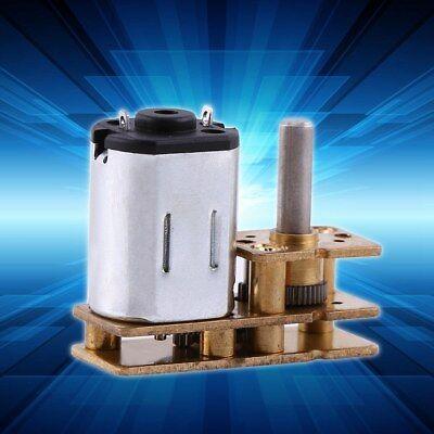 Dc 6v Micro U-typ Inversion Speed Reduction Gear Box Motor 100rpm