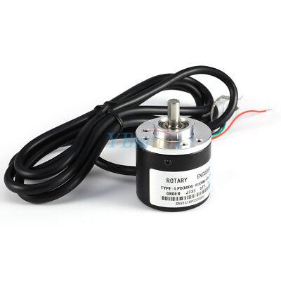Hot Encoder 6mm Shaft 600pr Incremental Rotary Ab Phase For Length Measurement