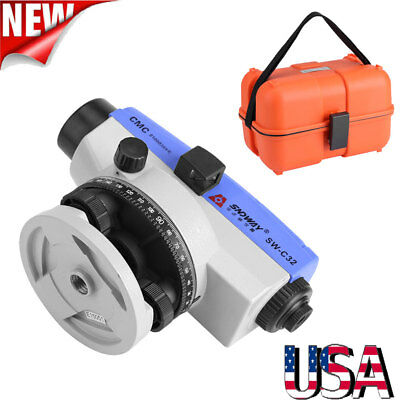 Automatic Level 32x Optical Transit Survey Mag Dampen Auto Level Precision Case
