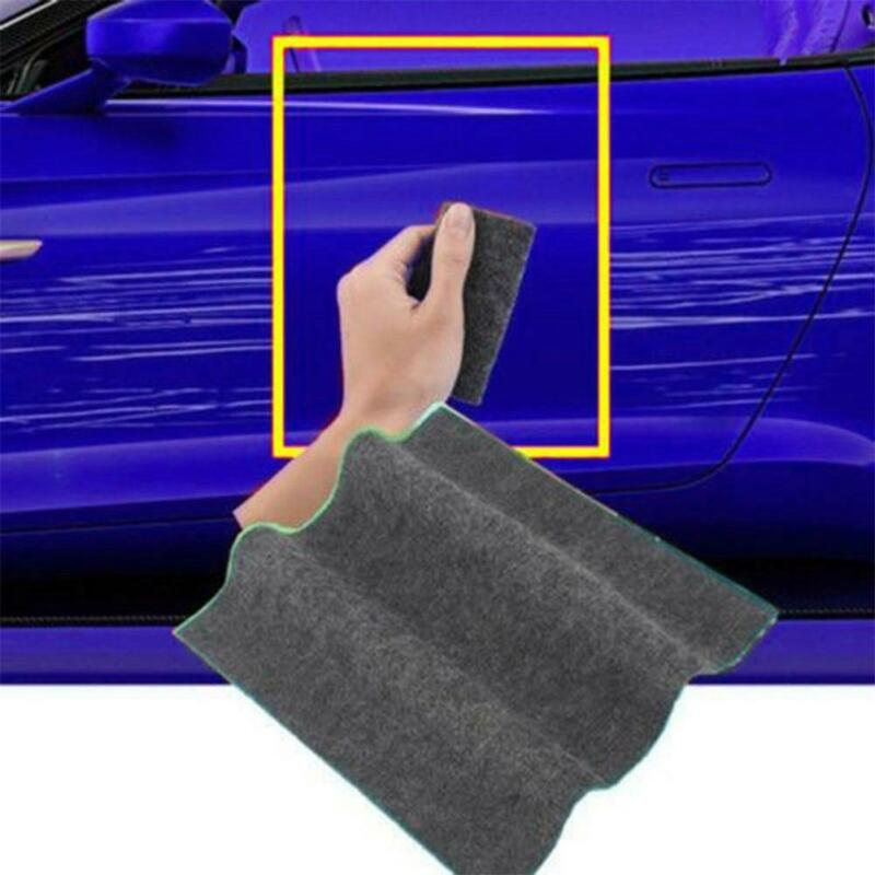 Details About Scratch Polish Magic Cloth Light Paint Remover Scuffs Surface Repair For Car