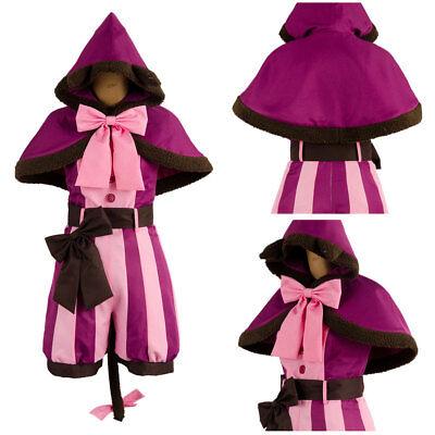 Disney Alice in Wonderland Cheshire Cat Purple Suit Pants Cosplay Costume Dress - Cheshire Cat Costume Blue
