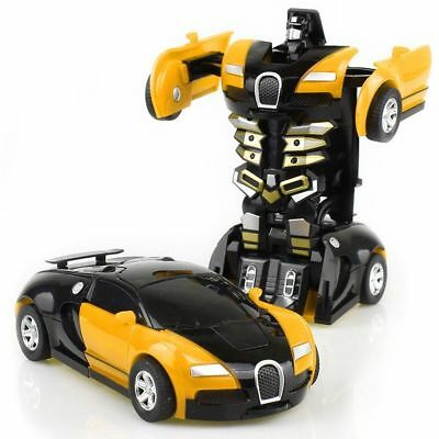 NEW Toys For Boys Robot Transformers Car Kids Toddler Cool Toy Great Gift Idea