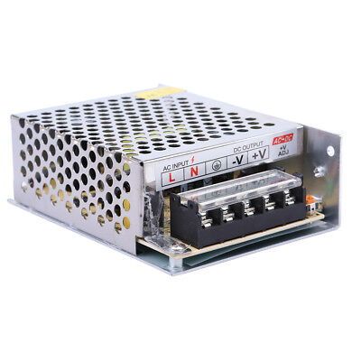 Hot Dc 12v 5a 60w Regulated Switch Power Supply For Led Strip Light Switching