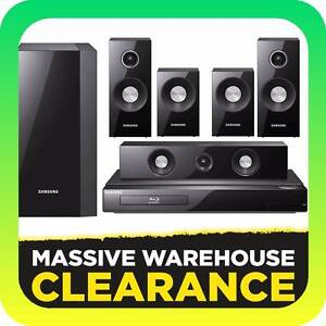 Samsung HT-C5500 5.1 Channel Blu-ray Home Theater System 1000W Tullamarine Hume Area Preview