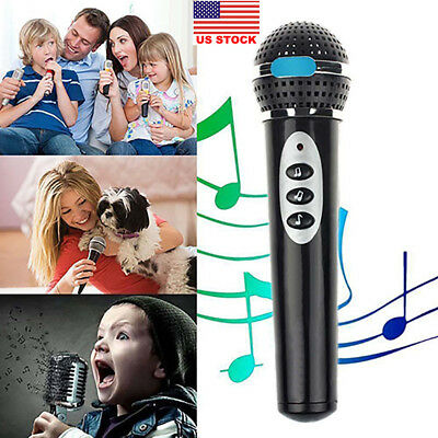 Creative Gifts Karaoke Singing Microphone Mic Music Toy For Child Girls Boys DEN](Creative Gifts For Kids)
