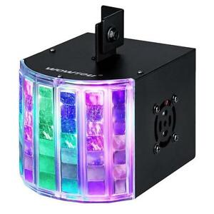 Studio DJ Stage Spot Light Lighting LED Party Show Club Disco Kit Lumière