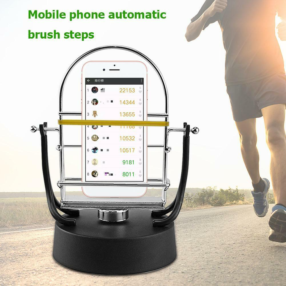 Phone Swing Pedometer Automatic Shake Motion Brush Step Safe