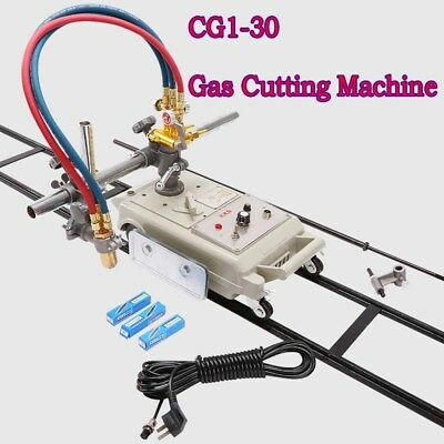 110v220vmagnetic Tunnel Pipe Torch Track Burner Cg1 Gas Cutting Machine Cutter