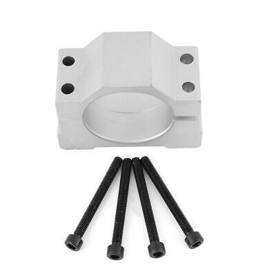 Cast Aluminium Spindle Motor Mount Bracket Clamp 52mm For Cnc Engraving Machine