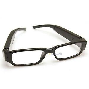 HD 720P Glasses Spy Hidden Sport Camera DVR Video Recorder Eyewear Camcord FT