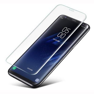 3D Clear Screen Protector For Samsung Galaxy  Note 8 Best 9H Tempered