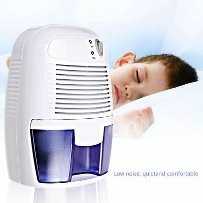 500ML Portable Mini Dehumidifier Electric Quiet Air Dryer Au