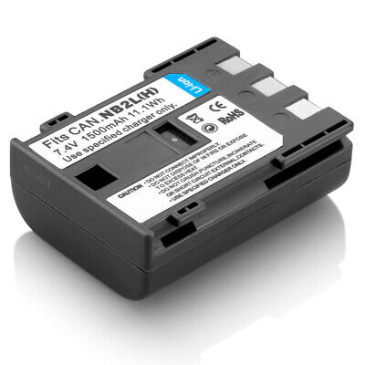 Neewer NB-2LH Replacement Battery for CANON CAMERA and Camcorders